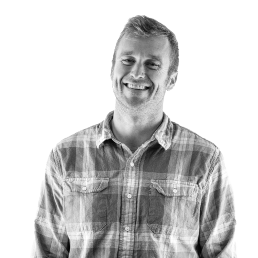 A portrait of Brett Miller